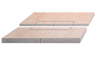 Schluter - Kerdi shower L